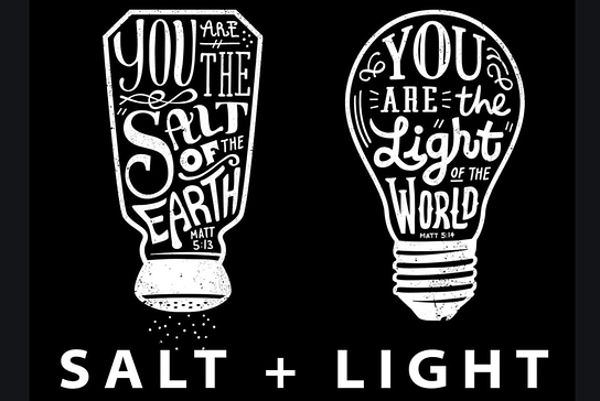 Being the salt and light